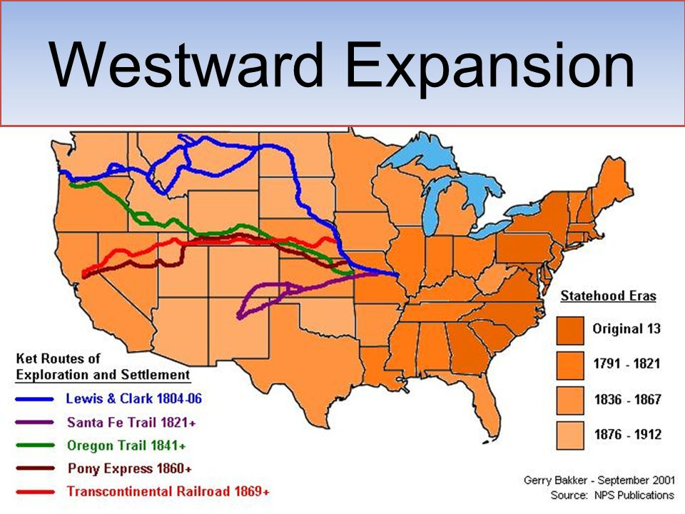westward expansion A short summary of 's westward expansion (1807-1912) this free synopsis covers all the crucial plot points of westward expansion (1807-1912.
