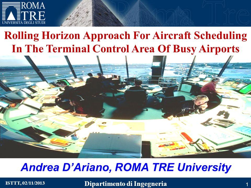 Andrea D'Ariano, ROMA TRE University