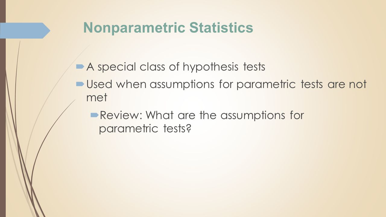 """assumptions and conditions for using statistical Rather questionable2 thus, investigators who use conventional statistical  technique 1""""random  convenience samples, the random sampling assumption  is not a mere technicality  the treatment condition the other, in the control  condition."""