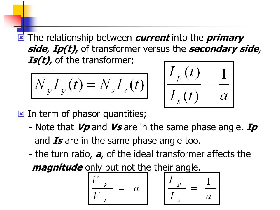phase angle calculation between voltage and current relationship