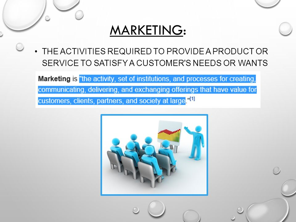 needs wants analysis and marketing mix How marketing discovers customer needs  and exceeding your customers wants and needs  media and behavior analysis will greatly improve marketing efforts.