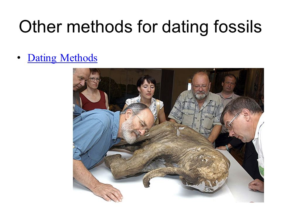 new fossil dating techniques This gives away the true age of the fossil that contains c-14 that starts decaying after  • absolute dating techniques can tell the exact age of an artifact.