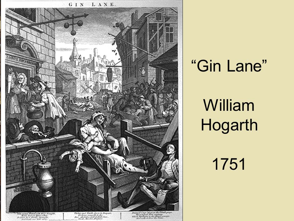 explaining beer street and gin lane explaining Gin lane (beer street and gin lane), 1751 by william hogarth gin lane (beer  street and gin lane), 1751william hogarth giclee print 18 x 24 inother sizes.