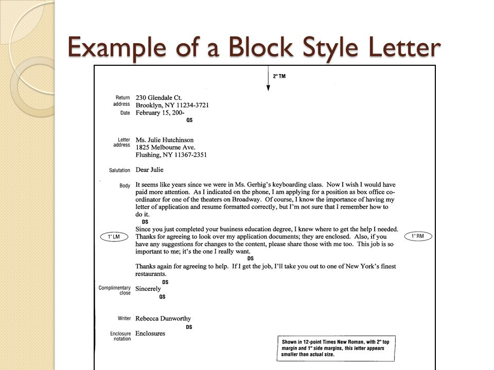 block form letter example thevillas co