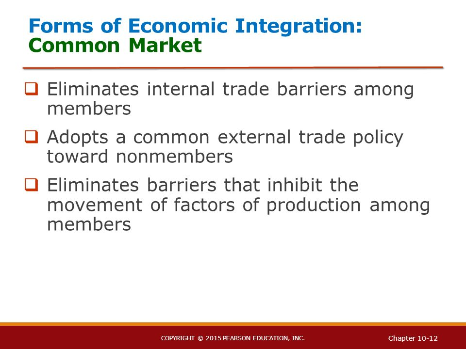 pros and cons of regionalization and economic integration The caricom single market and economy  the region revived the economic integration movement, resulting in the  pros & cons of the csme pros: • one regional .