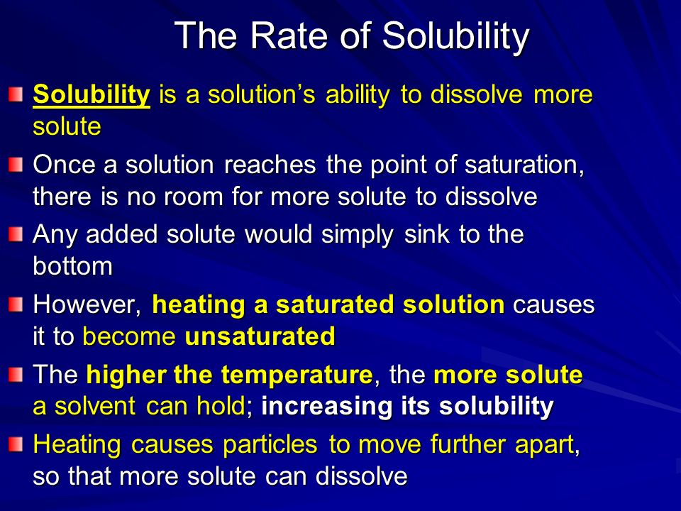chem173 6 solutions and solubility Chemistry 12 solubility worksheets worksheet # 1 solubility and saturated solutions  1 define and give  to determine the solubility of an ionic solution 6.