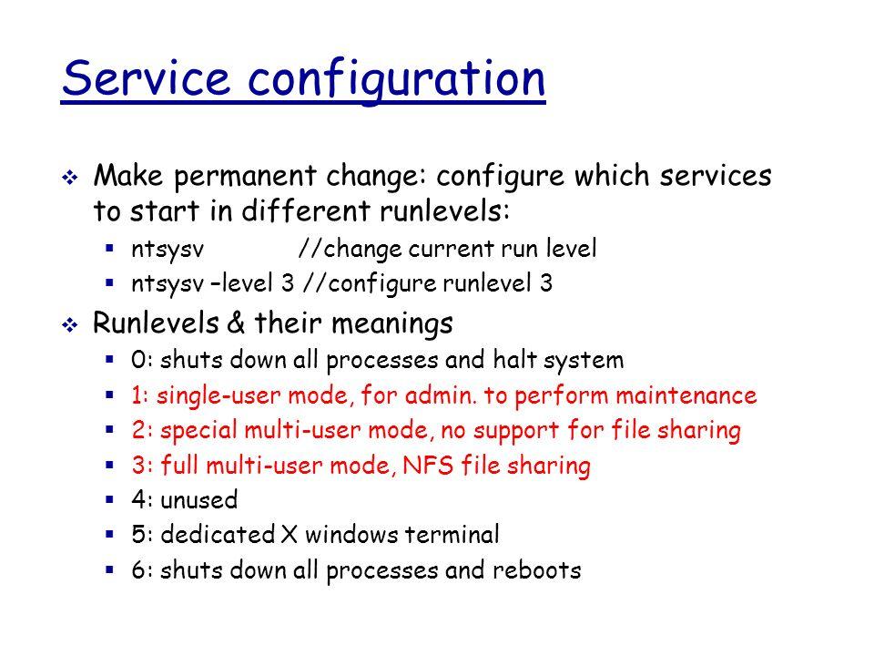 restart system service on file change