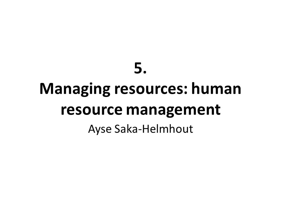 managing resources One area many business owners struggle with is keeping track of their finances, but it is one of the most important areas given that cash flow is the lifeblood of the.