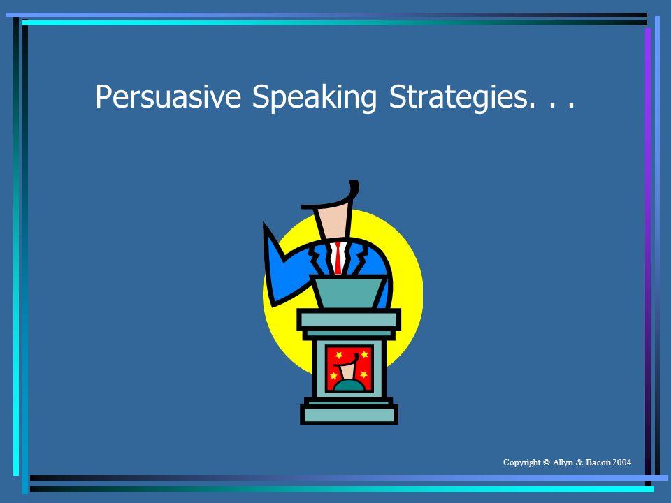 three types of persuasive essay