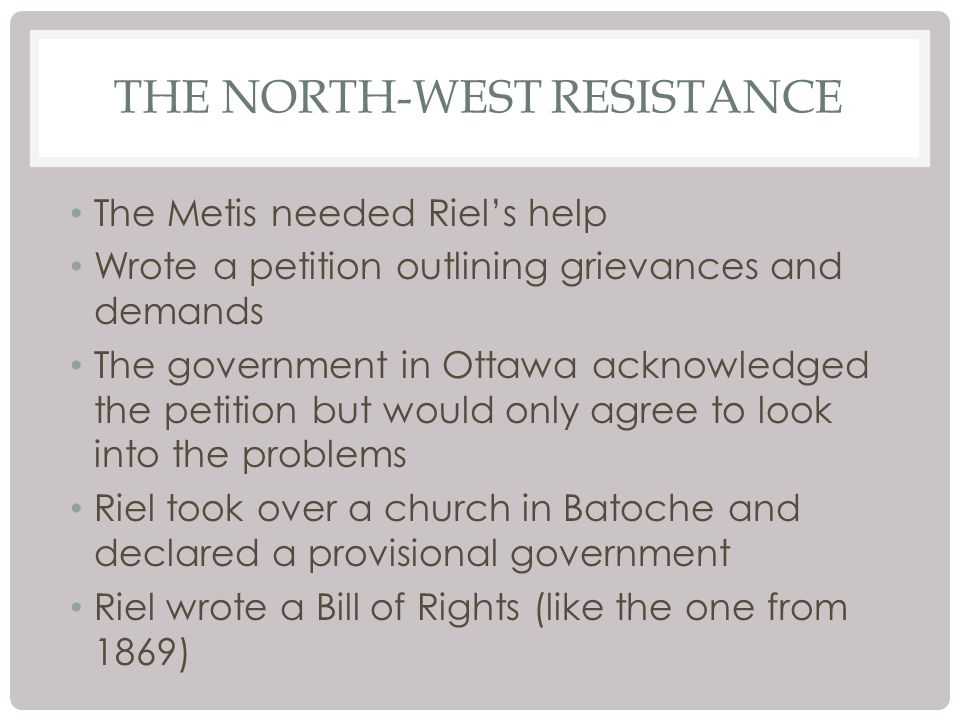 north west resistance In 1885, in the midst of the north-west resistance in which indigenous people  took up arms against the colonial canadian state, three cree.