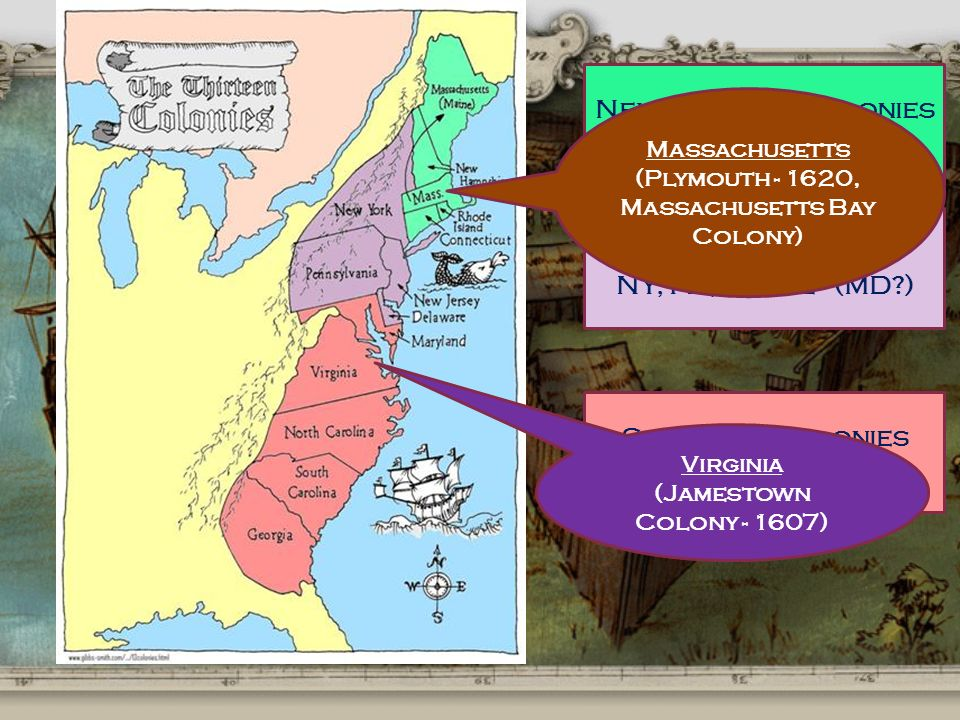 jamestown and massachusetts bay colonies essay