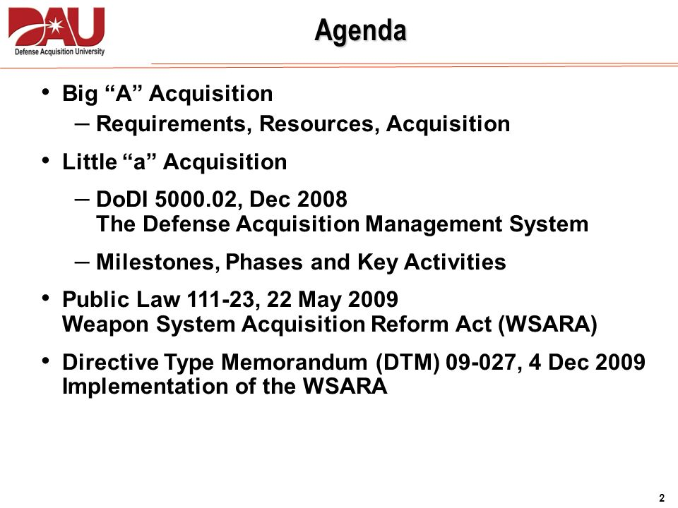 the acquisition process competition requirements