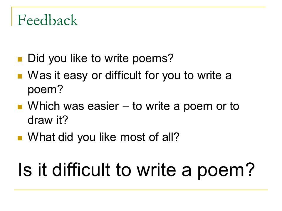 write a ballad online
