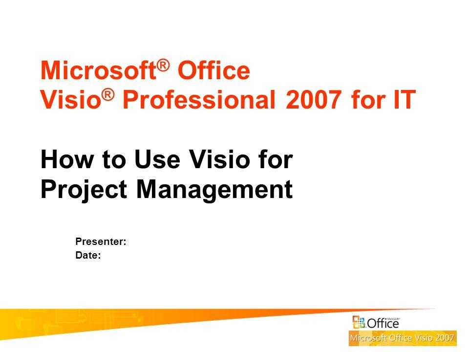 vision professional 2007
