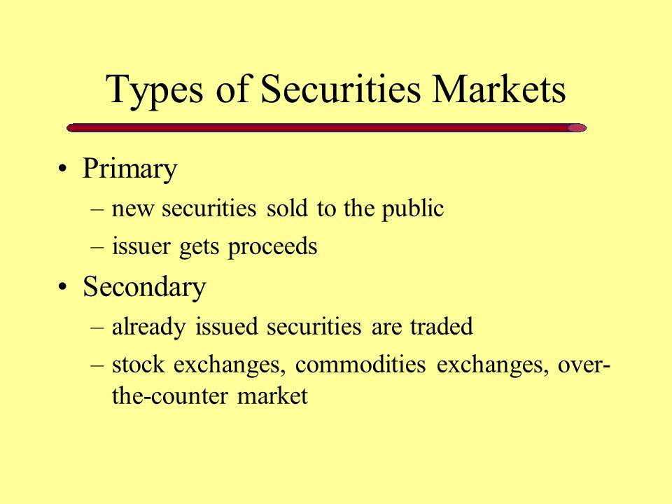 organized and over counter securities Adjective date: 1921 1 not traded or effected on an organized securities exchange over the counter transactions  over the counter securities  2 sold lawfully.