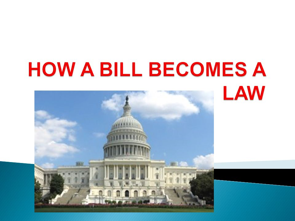how a bill becomes a specific law The assigned bill drafting attorney reviews existing law, researches the issues,  and prepares the bill in proper technical form the bill is given a number a fiscal .