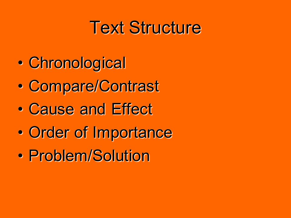comparison and contrast of causes of When you read assignments, certain key words and phrases - compare and  contrast, similarities and differences, relative merits, advantages and  disadvantages.