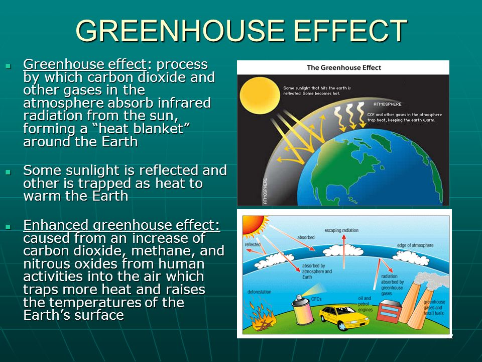 The carbon cycle and global warming ppt video online download greenhouse effect ccuart Images