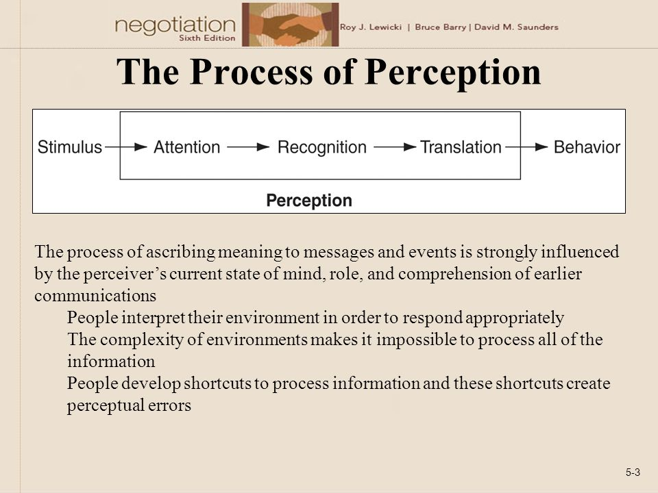 definition and the five stages of perception Transformation is dramatic growth in an individual or an organization's performance and character the five stages define a process for cultivating inclusion as a source for transformative growth, to build your leadership brand – how others see you and to choose to work with you each stage offers a new level of learning.
