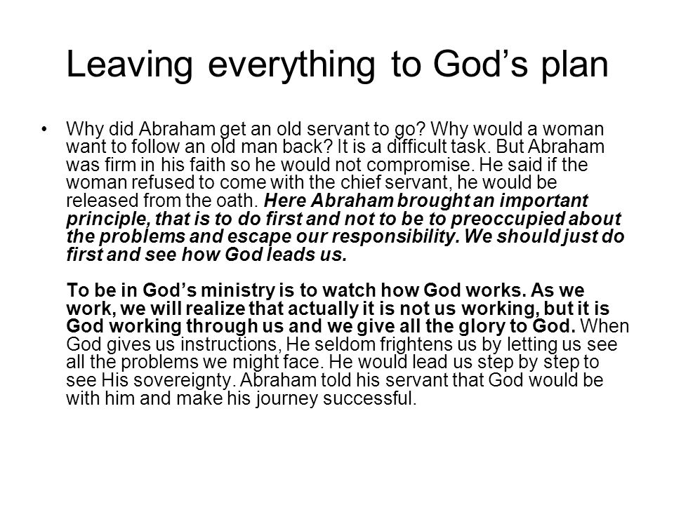 god is responsible for everything that Was god responsible for her death we often hear christians talking as if everything that happens in their lives is the direct result of god's action this has a pious ring to it, implying that we are always living in the presence of god with a sensitive awareness of god's control over our lives.