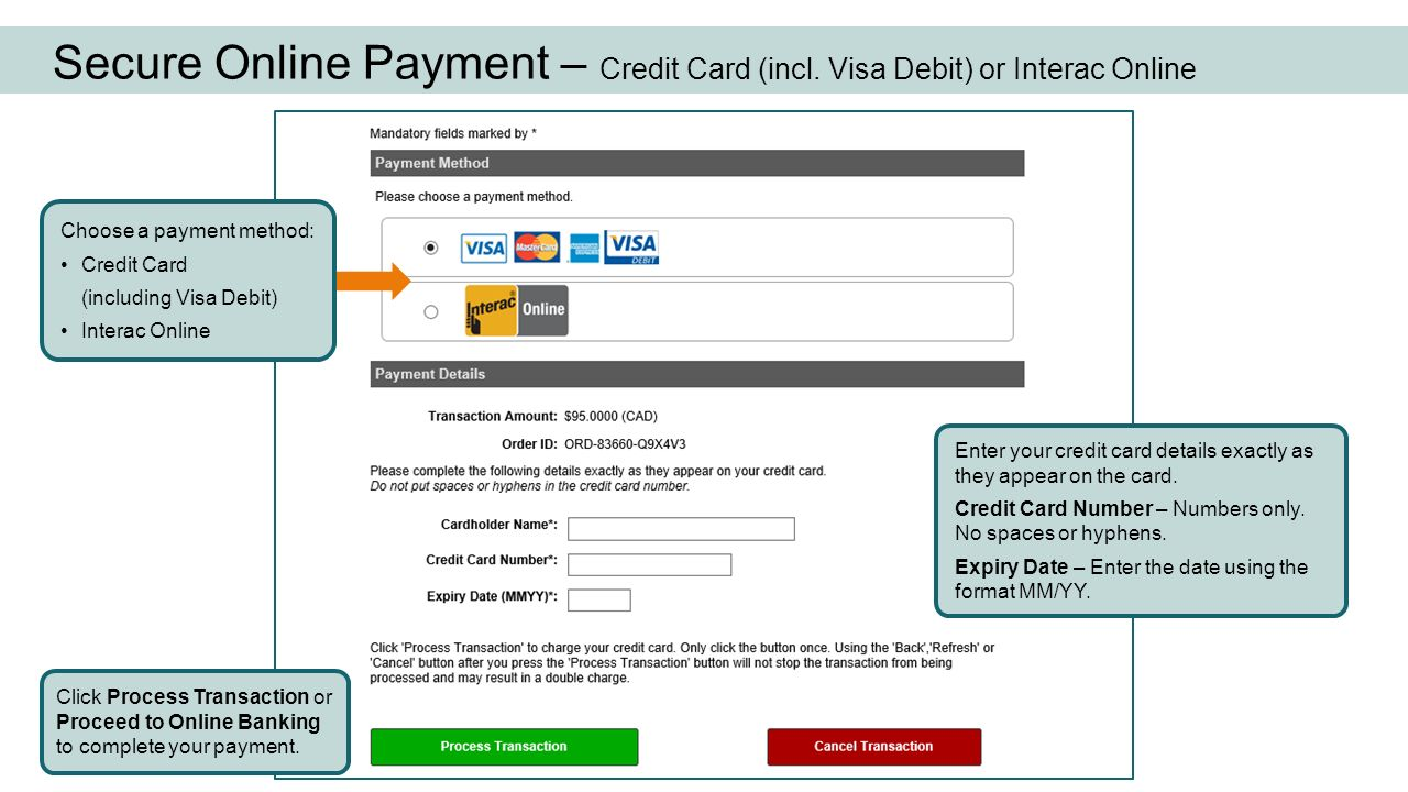 cic online application credit card declined
