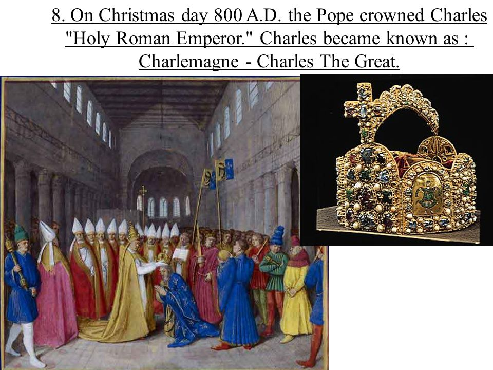 Charlemagne Powerpoint Presentation. - ppt video online download