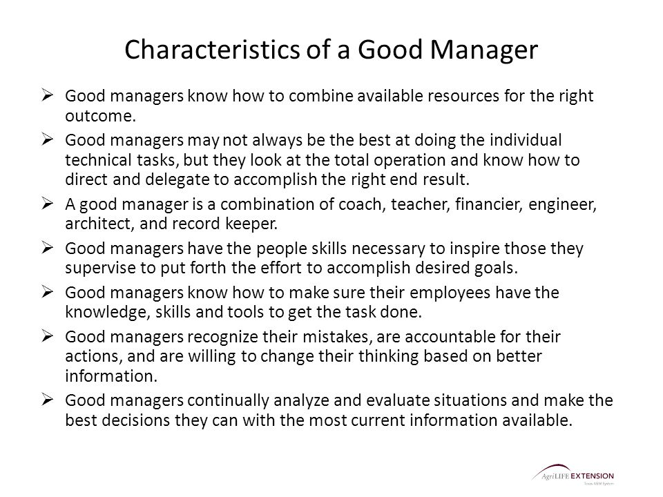 characteristics of a good boss Here are 12 characteristics of ineffective leadership from mike myatt  12 characteristics of a bad boss  posted by kristi  great leaders can communicate .