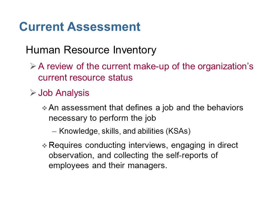 hrm assessment Human resources management assessment approach he capacityplus partnership has developed this human resources management (hrm) assessment approach to guide policy-makers, managers, and human resources ( hr) practitioners toward better understanding and responding to hrm challenges facing their.
