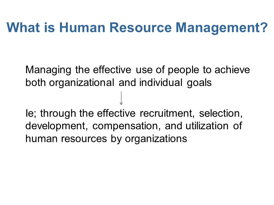 investigating the effectiveness of human resource management essay Considering that you are recently appointed as a human resource manager  and analyse the human resource management strategy c assess the effectiveness of the.