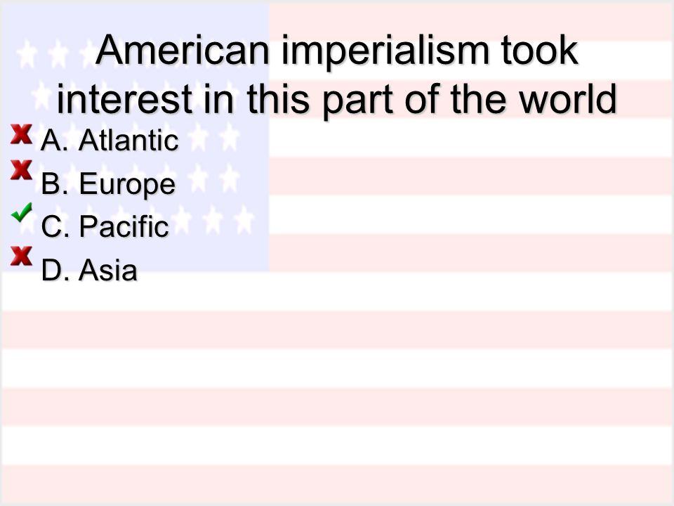 an analysis of the spanish american war and assassination of president mckinley President mckinley was the 25th president imperialism by instigating the spanish-american war and soon of mckinley after his assassination by.