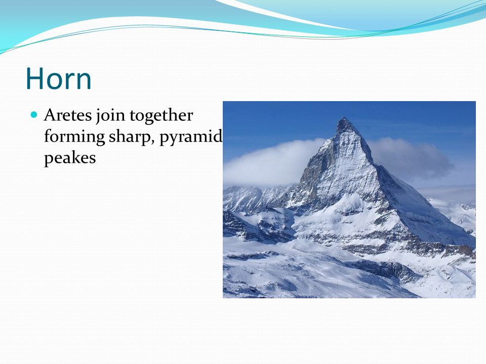 Glaciers And Erosion Chapter 7 Section Ppt Video Online
