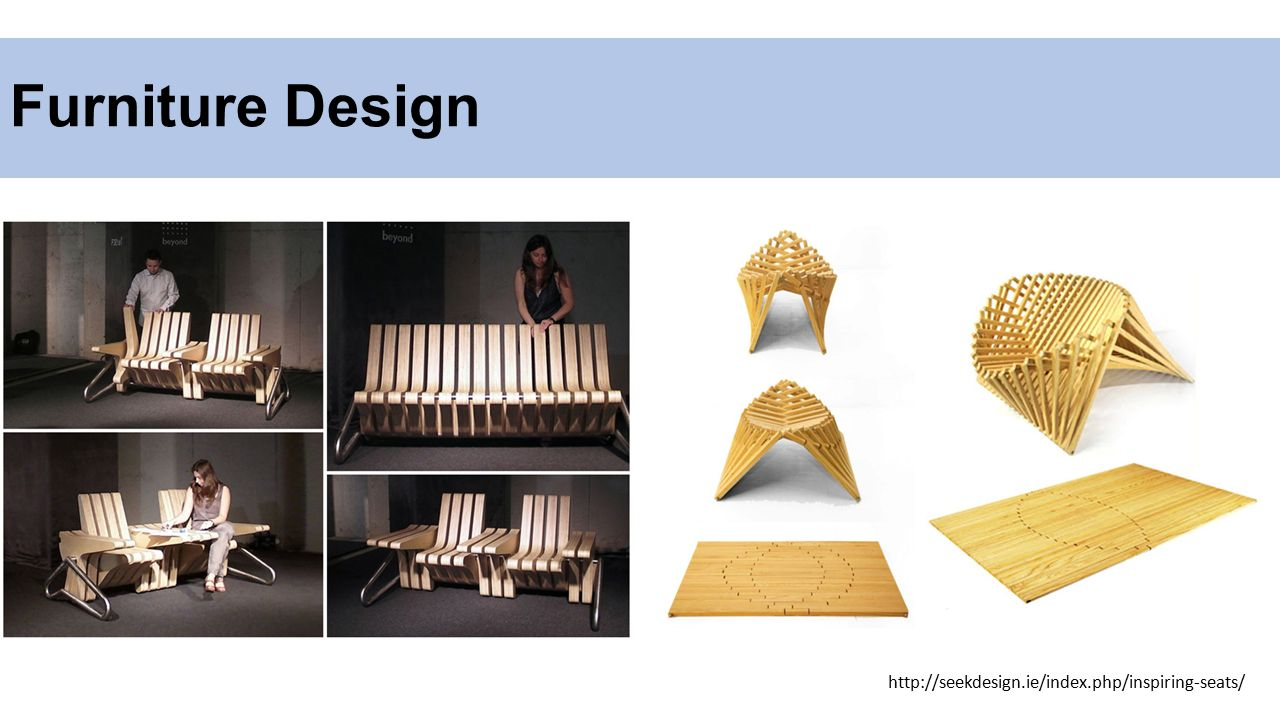 Introduction to industrial design ppt video online download for Create furniture online