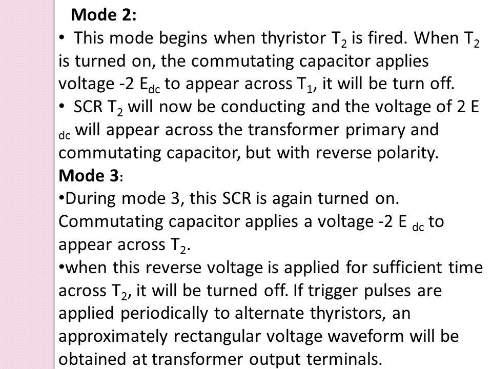 Mode 2: