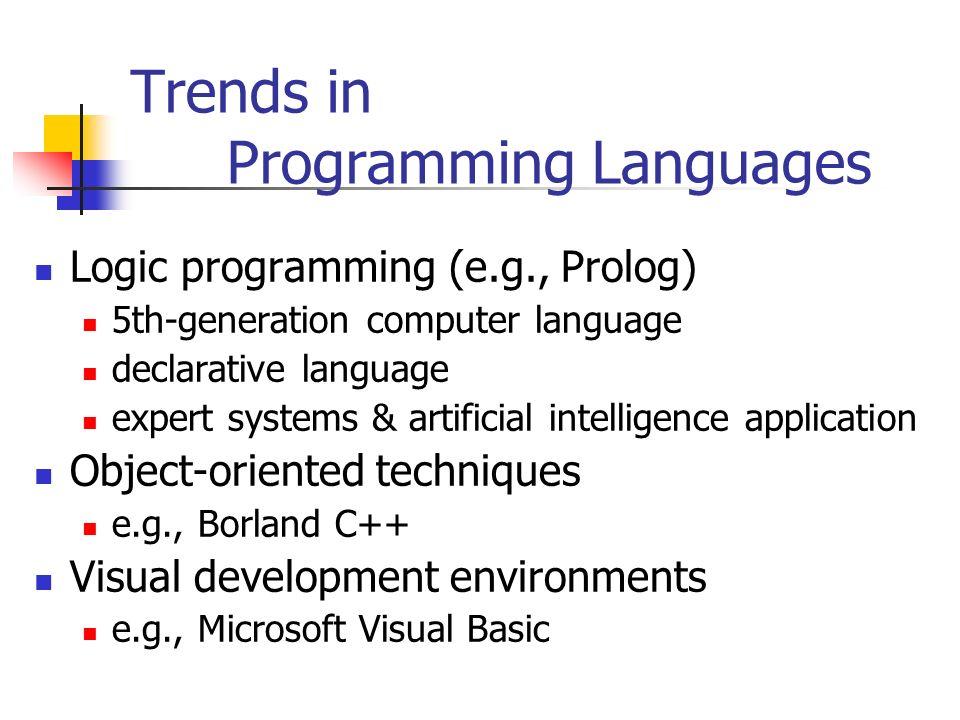 fifth generation of programming language 17072018 looking for fourth-generation programming language find out information about fourth-generation programming language an application specific language.