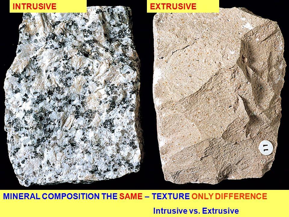Granite Vs Basalt : Records of geologic past ppt video online download