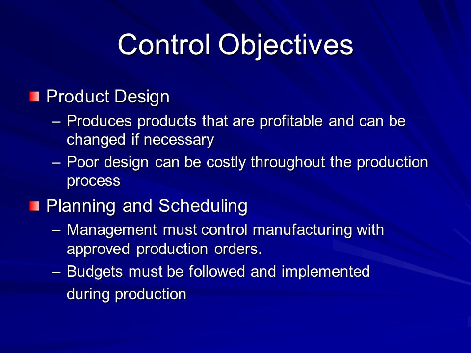 Major Information Flows In The Production Process Ppt Video Online Download