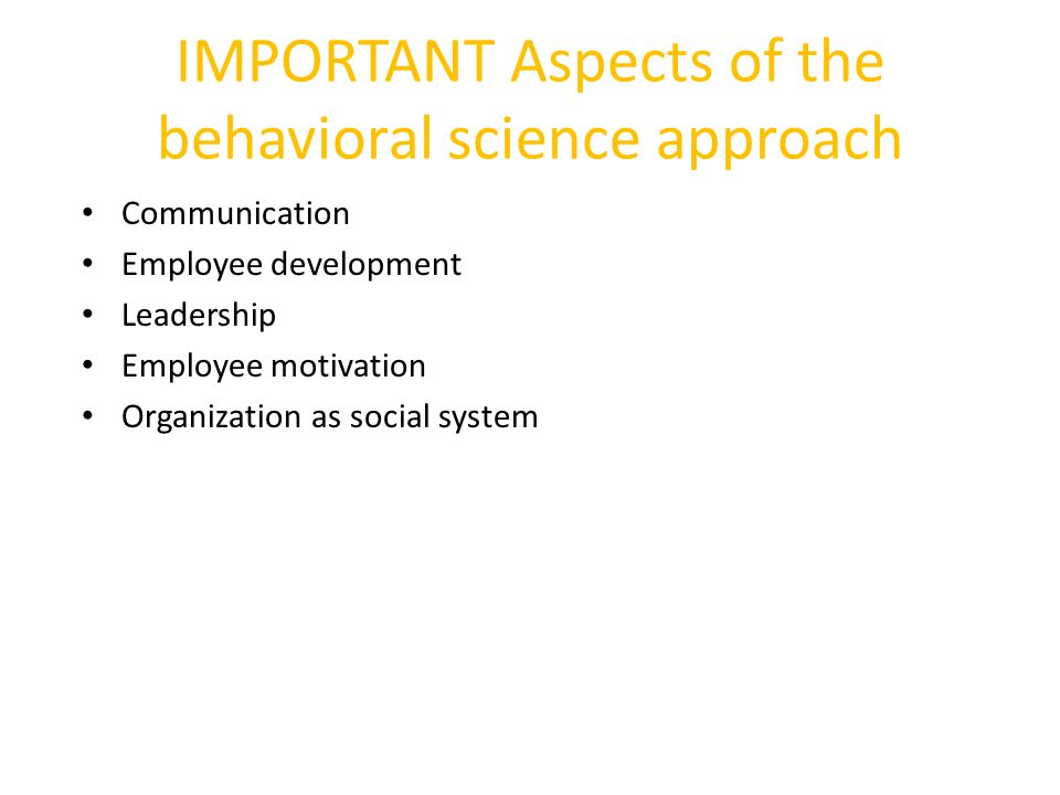 elton mayo behavioral approach The history of management  the behavioral science approach) elton mayo  elton mayo i developed theory x and theory y douglas mcgregor.