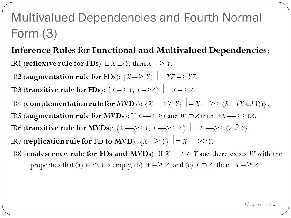 FUNCTIONAL DEPENDENCIES & NORMALIZATION - ppt download
