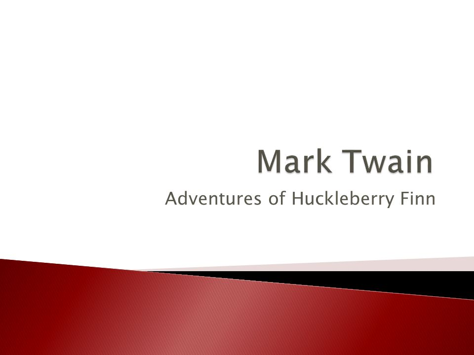 an analysis of the theme of innocence in the adventures of huckleberry finn by mark twain To the casual reader of the adventures of huckleberry finn by mark twain,  of huckleberry finn: themes and analysis  in the adventures of huckleberry finn:.