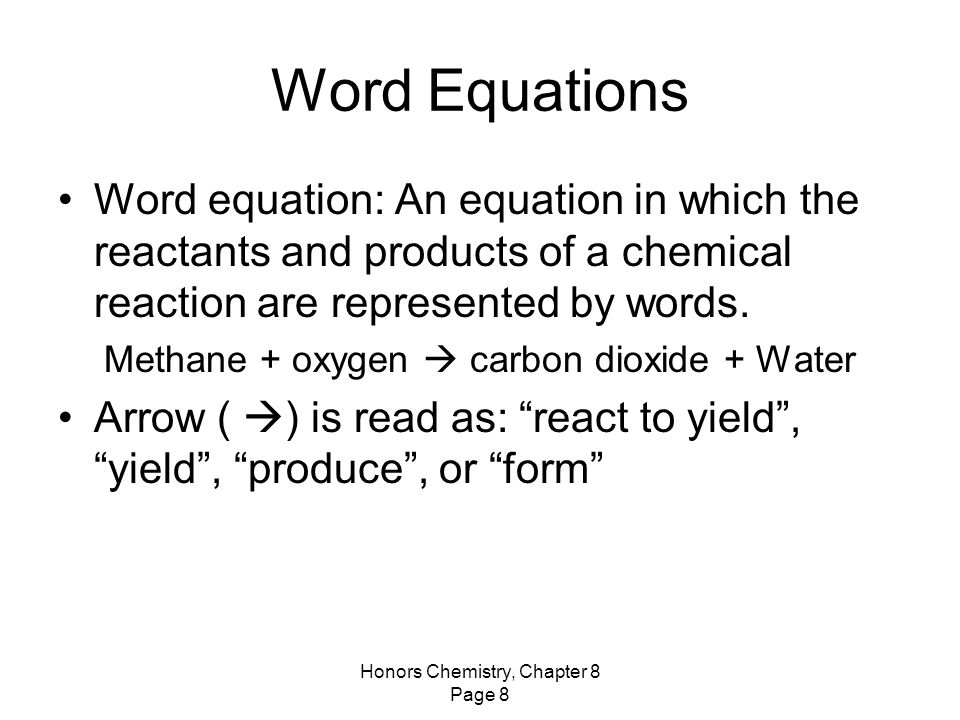 Chemistry Word Equations Jennarocca – Balancing Word Equations Worksheet