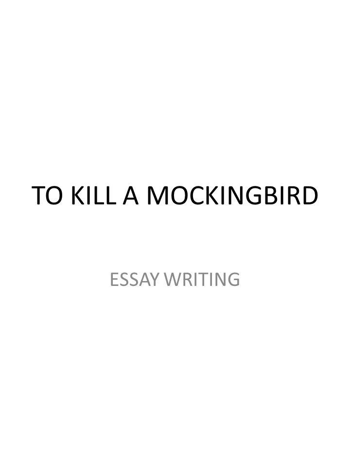 Political Science Essay To Kill A Mockingbird Literary Analysis English Essay Samples also Health Education Essay To Kill A Mockingbird Critical Analysis Essay Christmas Essay In English