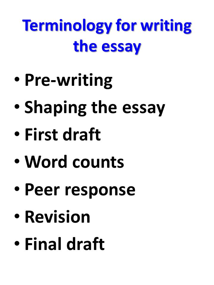 pre write for essay Prewriting essays what is the prewriting stage the prewriting stage is when you prepare your ideas for your essay before you begin writing you will find it easier.