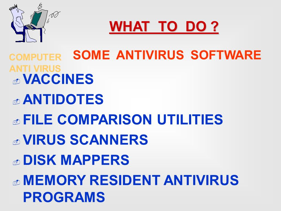 The advantages and disadvantages of Anti-virus software