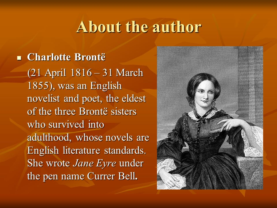 a literary analysis of feminism in jane erye by charlotte bronte The literary context, analysis & devices chapter of this jane eyre course is the most efficient way to study the historical context, analysis and literary devices of this novel.