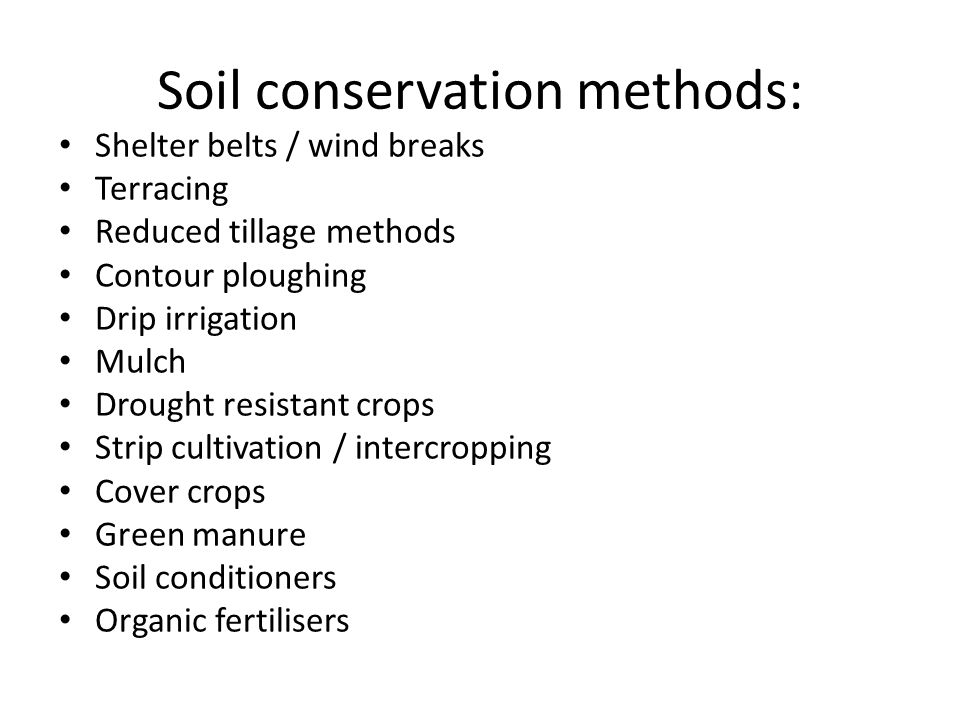 Explain the causes of soil degradation - ppt download