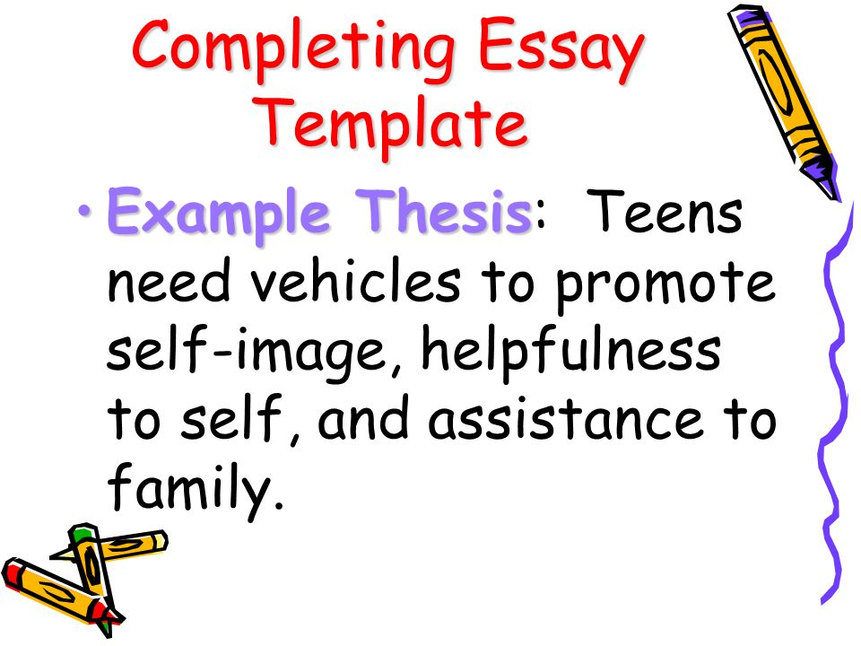 """complete essay example Essay writing step by step """"write an essay to be sure you know the specific purpose of your particular essay, complete this for example, an essay."""