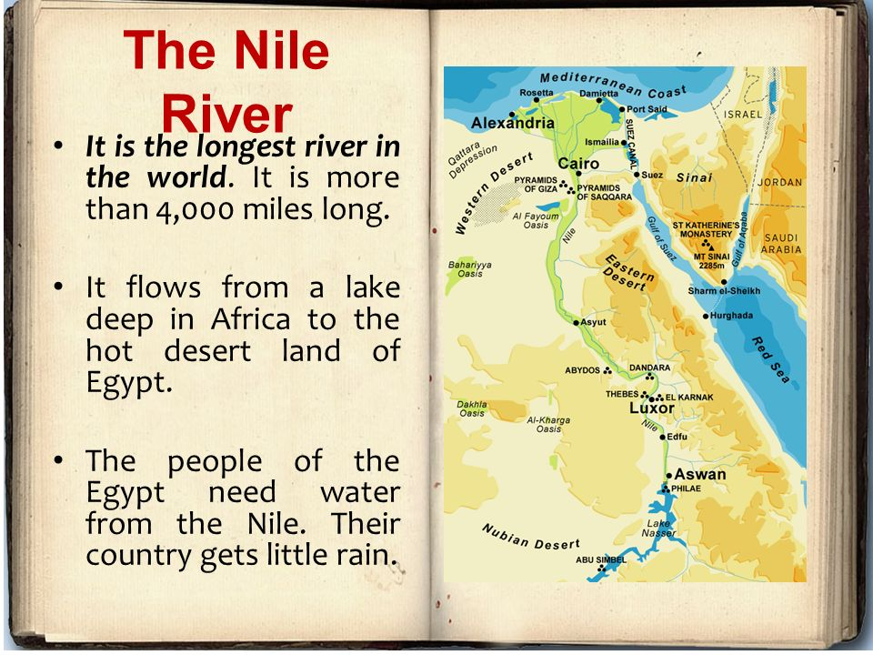CHAPTER ANCIENT EGYPT Th Grade II Quarter Ppt Video Online - Map of ancient egypt for 6th grade