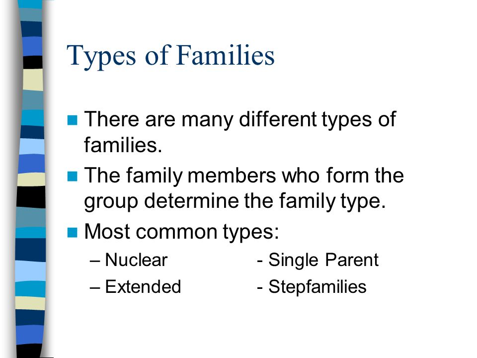 Your Family Your Cultural Heritage Family Roles & Responsibilities ...