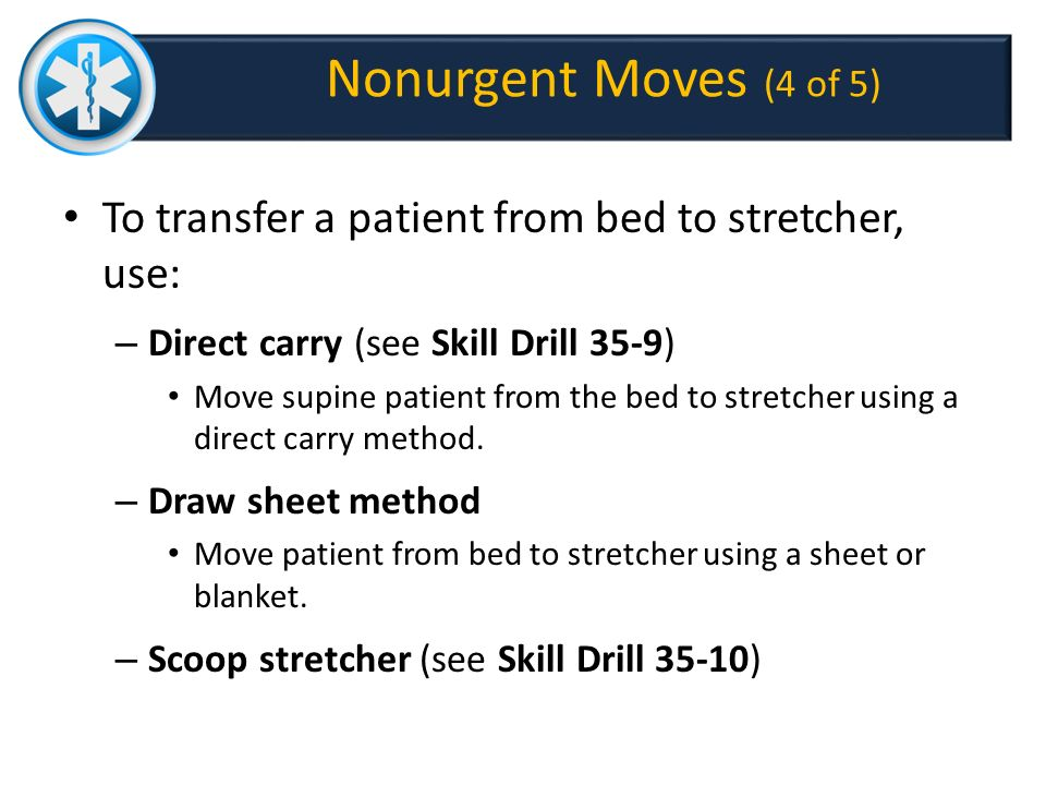 Line Drawing Using Direct Method : Lifting and moving patients ppt video online download