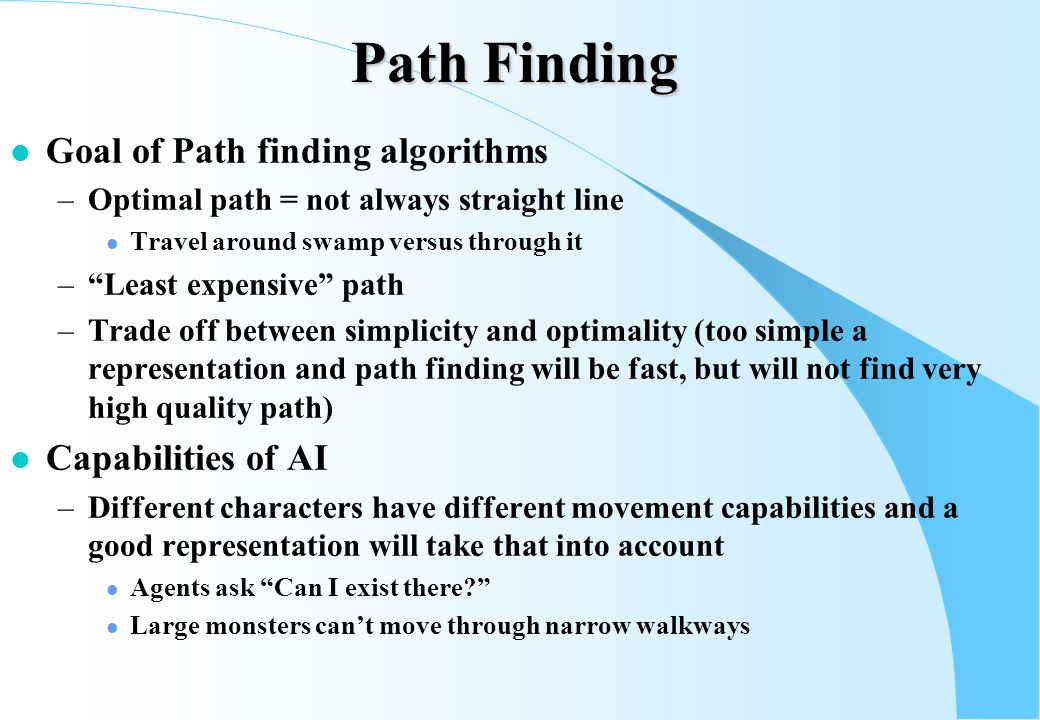 Qualities Of Good Line Drawing Algorithm : Real time strategy games ppt download